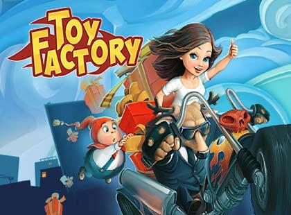 تحميل لعبة متجر الحلوى واللعب Toy Factory للكمبيوتر مجانا