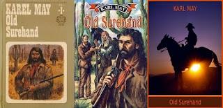 Old Surehand külföldi kiadások