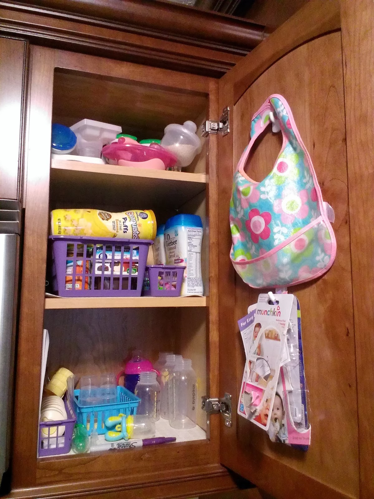 Welcome to GraceFull Day: Bundles of Baby Bottles