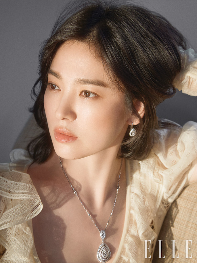 Song Hye Kyo, Song Hye Kyo Elle Korea, Song Hye Kyo Elle Hong Kong, Song Hye Kyo 2019, 송혜교
