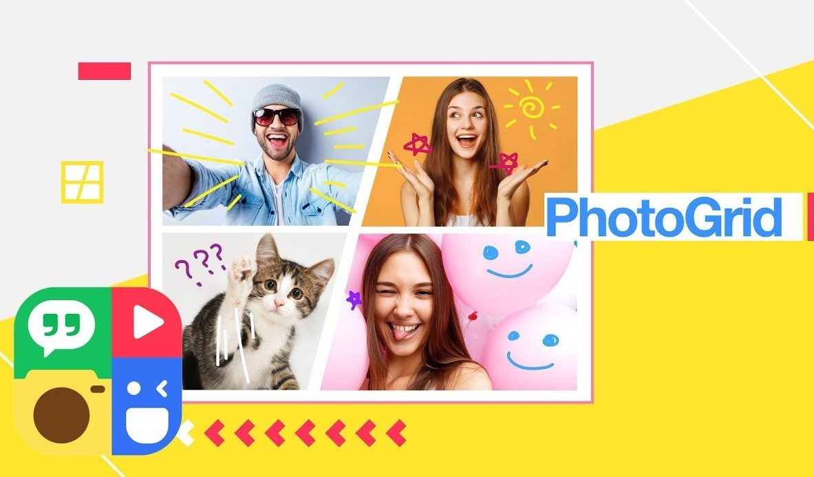 Photo Grid APK for Android | Video & Pic Collage Maker, Photo Editor
