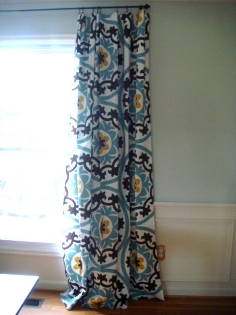 Sweet Magnolia Way Tablecloths To Curtain Panels Take Two