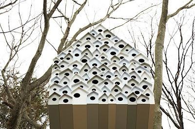 Nendo Bird Apartment