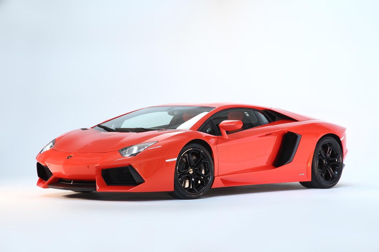 Car Highlight: Highlight: 2012 Lamborghini Aventador LP700-4