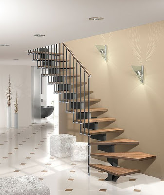 home interior gallery stairs design ideas. Black Bedroom Furniture Sets. Home Design Ideas