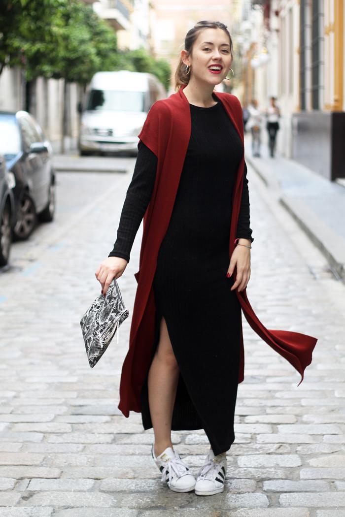maxi knit