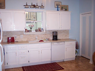 Too Cute Kitchen Make over