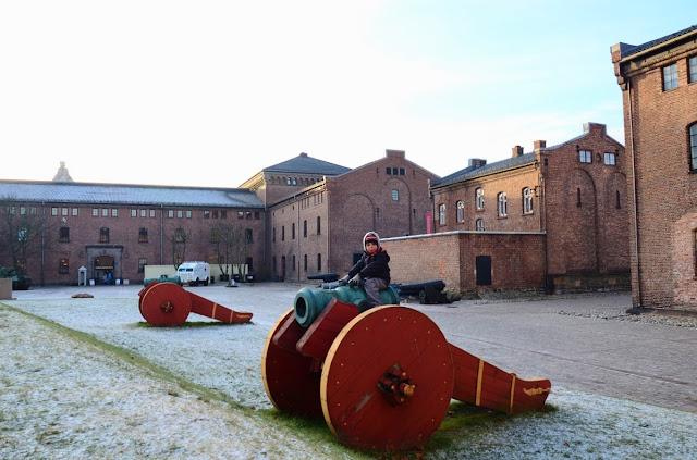 Ruta de 4 días por Oslo - que ver en oslo, el museo de la defensa