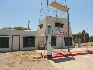 bob's oil well matador texas