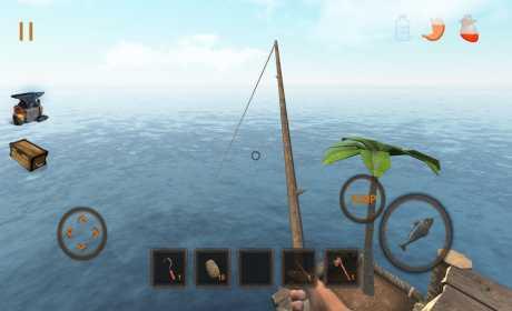 Raft Survival MOD APK