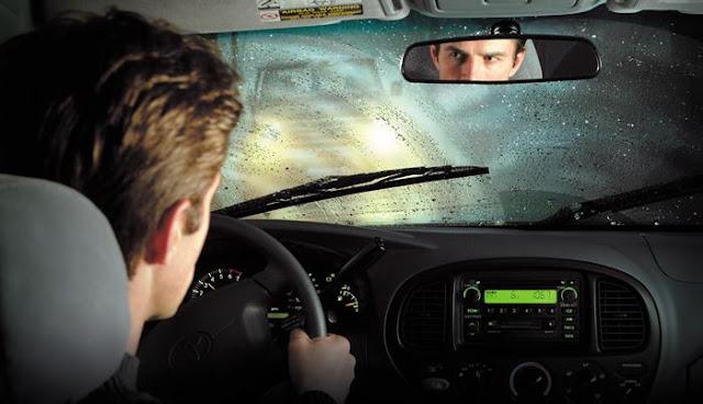 Agar pandangan tetap jernih saat mengemudi di musim hujan