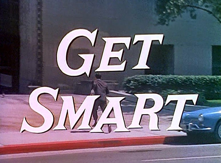 John Kenneth Muir's Reflections on Cult Movies and Classic TV: Outré Intro: Get  Smart (1965-1970)