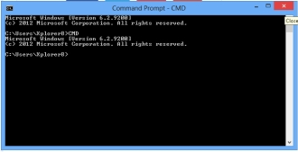 Tools Command Prompt
