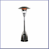 Coleman Patio Heater With Light
