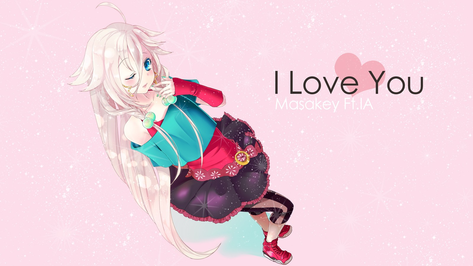 Wallpaper I Love You Photo : I Love You ~ HD Wallpapers