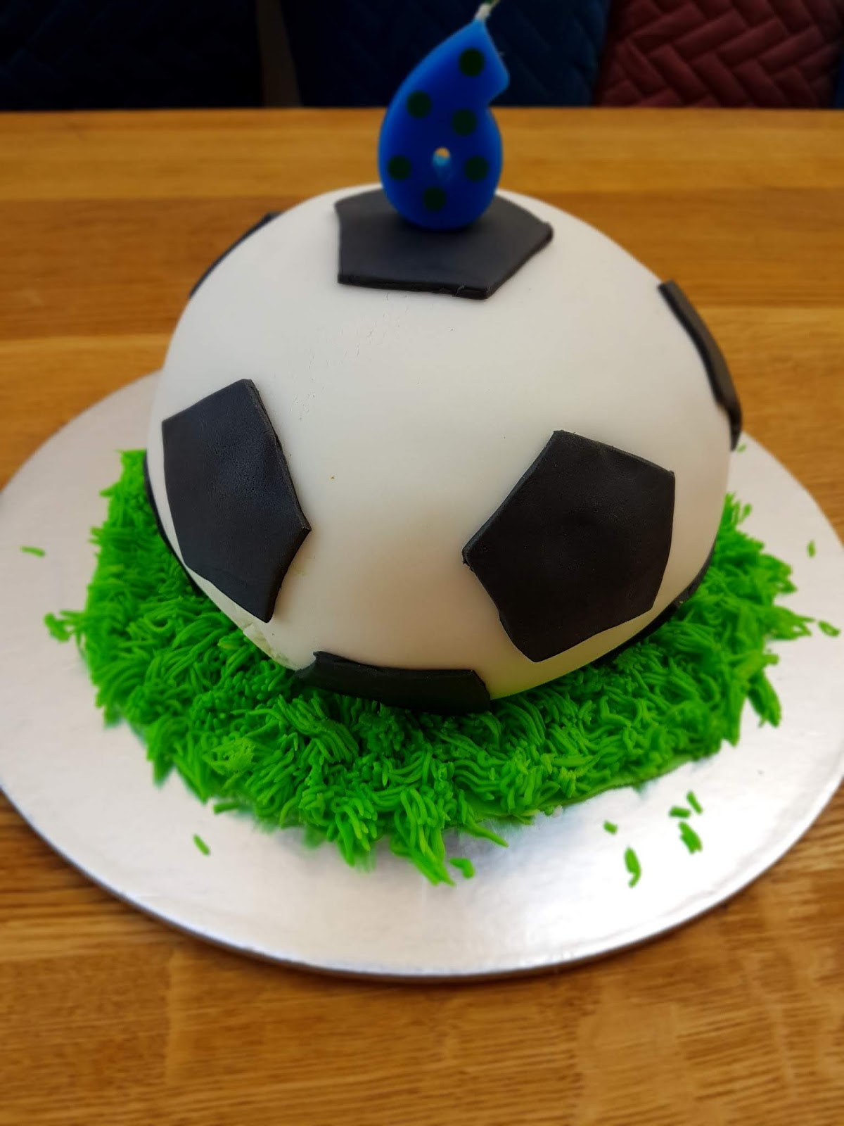 Magnificent Football Birthday Cake Personalised Birthday Cards Paralily Jamesorg