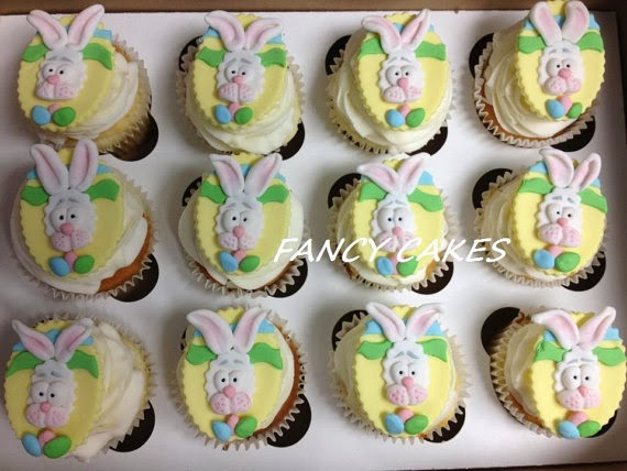 Fancy Feast Easter Fondant