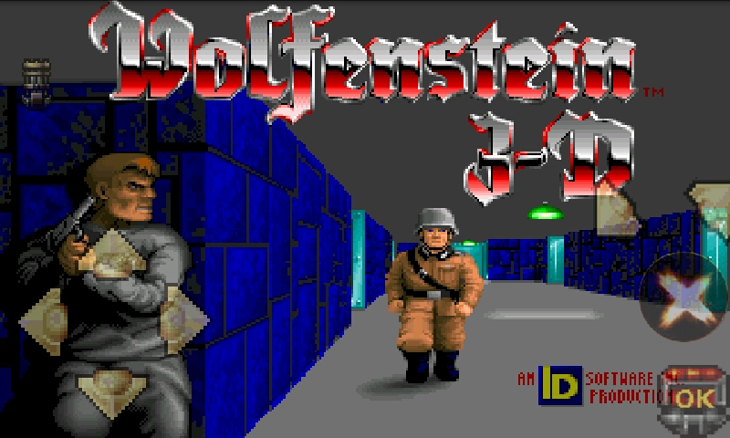 The Wolfenstein 3d Blog: Mobile App: Wolfenstein 3d for Android