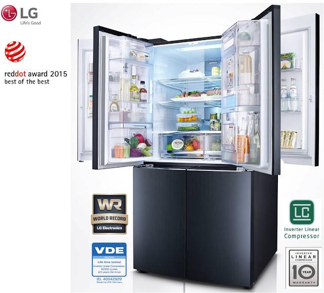 LG Electronics giới thiệu dòng sản phẩm mới 2016
