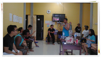Welcome to ELTA IV Papua - Papua Barat (Part 2)