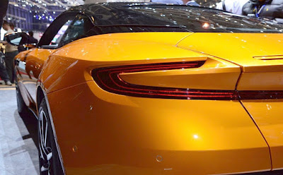 New 2017 Aston Martin DB11 Taillight