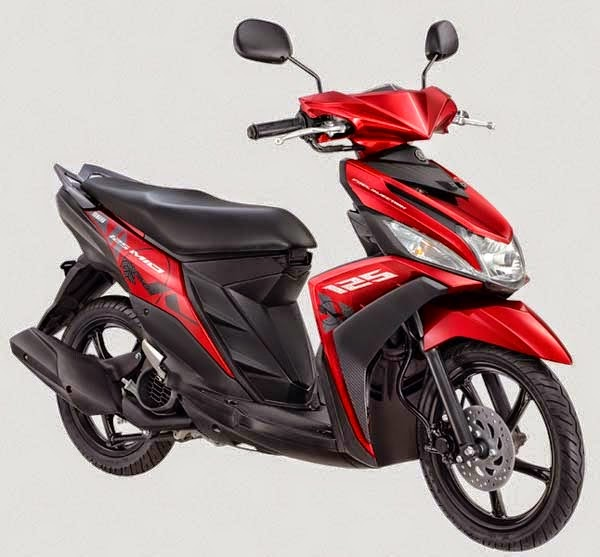 Price-Yamaha-Mio-M3-125-Blue-Core-selfie-Red