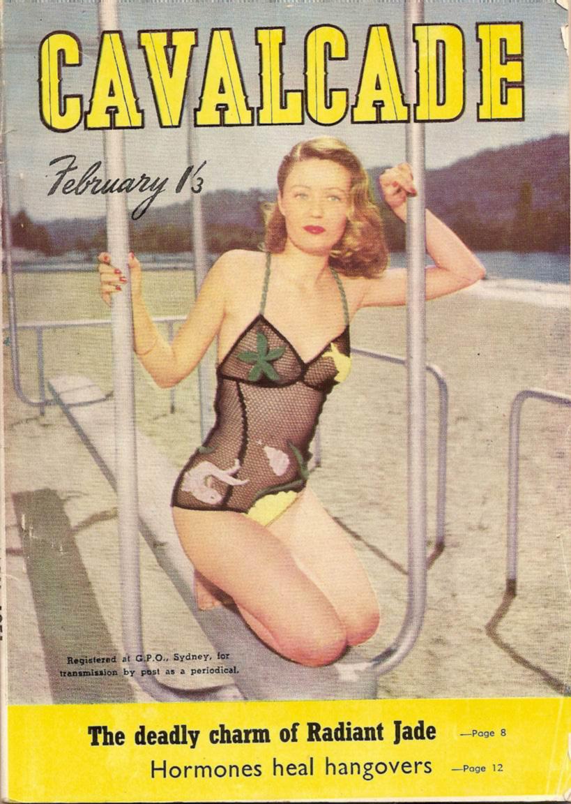 Vintage Men S Magazine 98