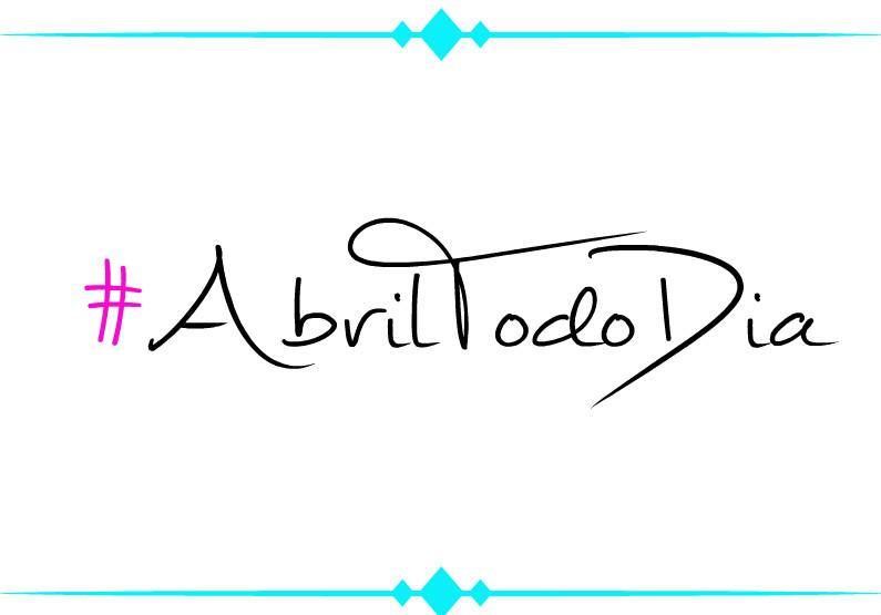 Vamos ter #AbrilTodoDia Simmmm!