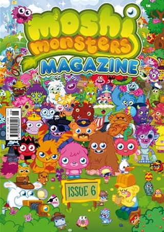 downthetubes net news blog: Will the new Moshi Monsters