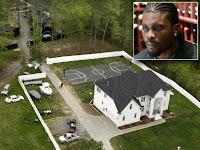 Michael Vick's home