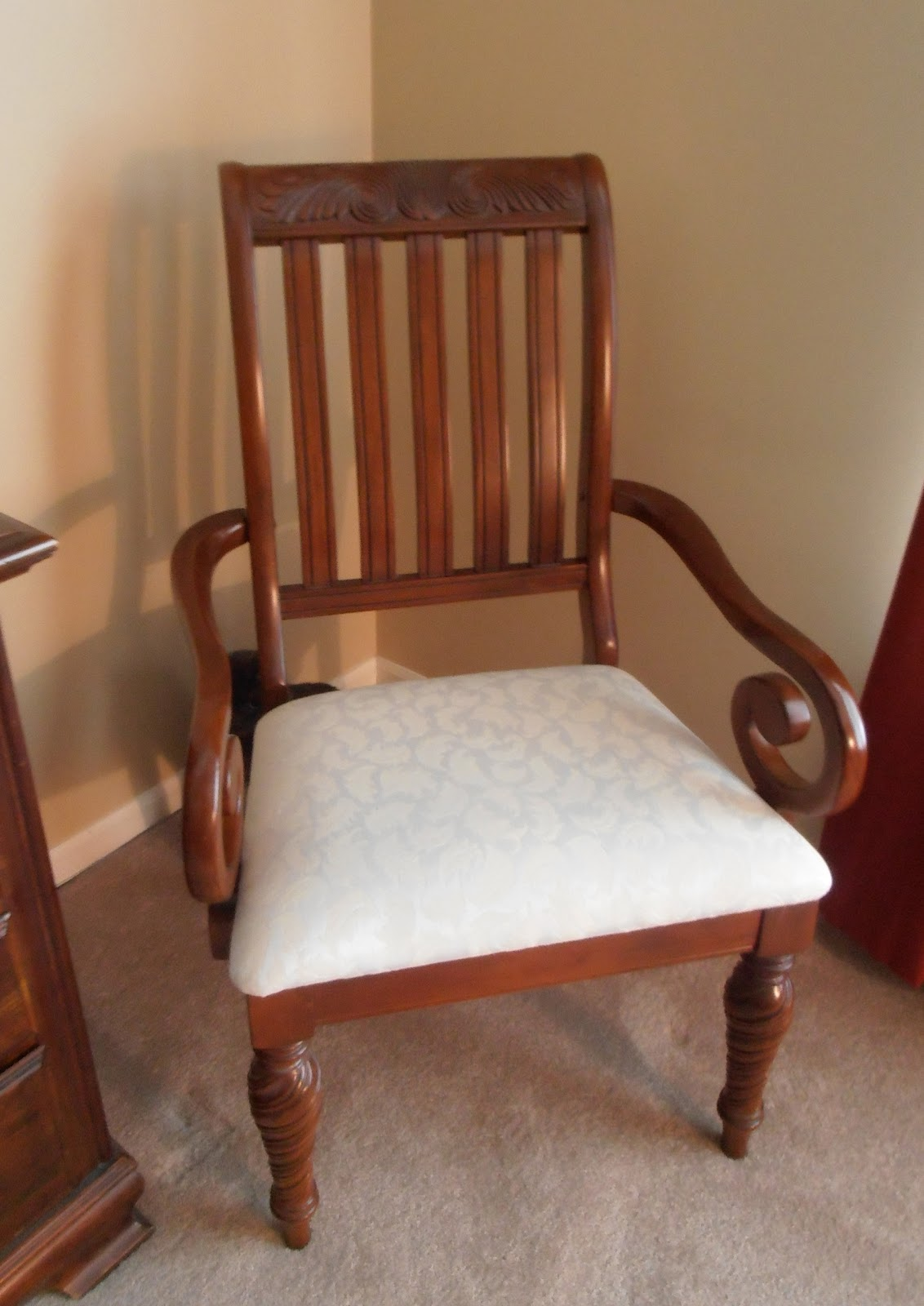 Tallgrass Design: Chair Migration
