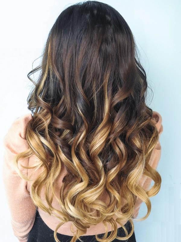 human hair clip hair extensions