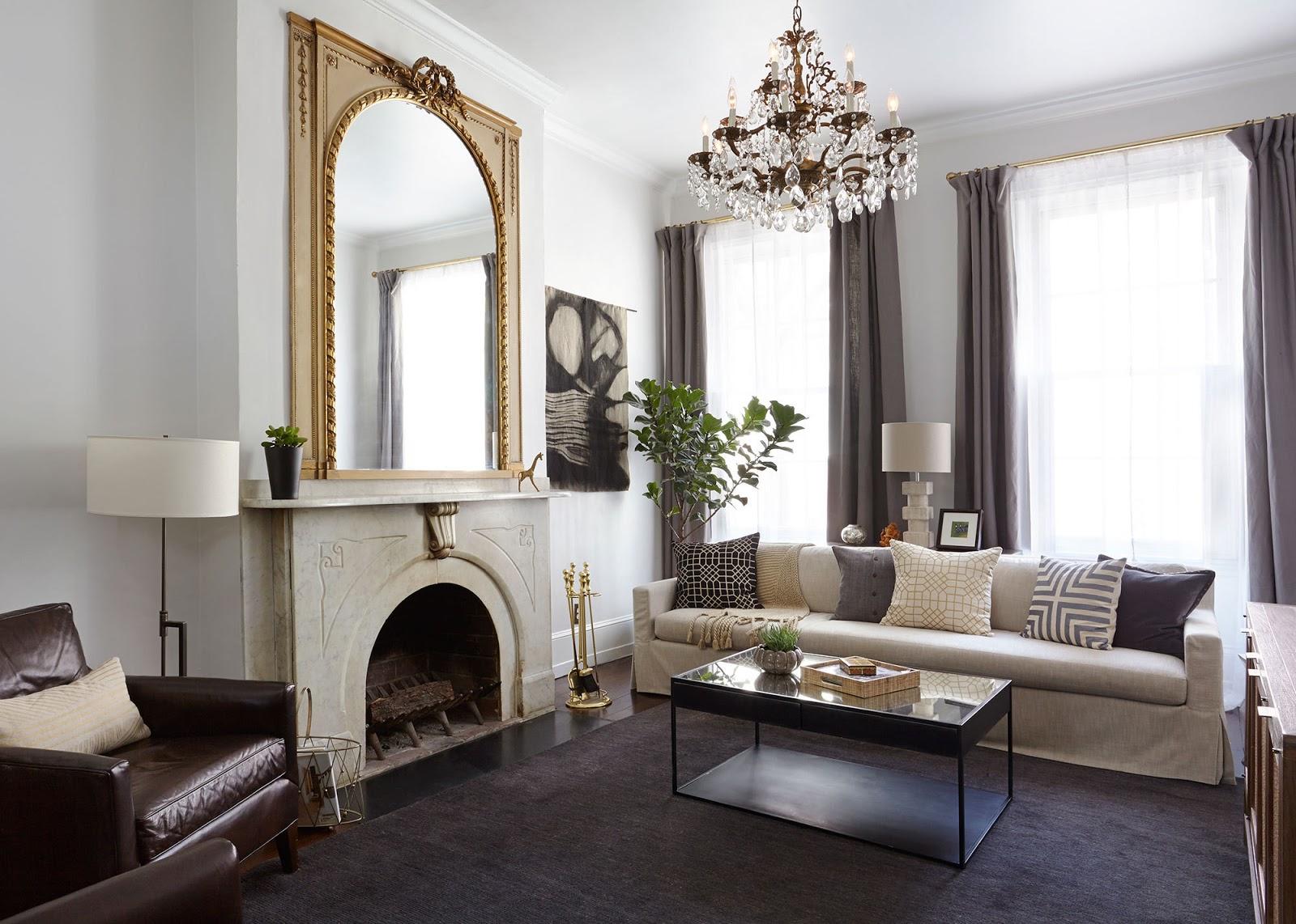 El rinc n vintage de karmela la perfecta casa colonial - Contemporary colonial interior design ...