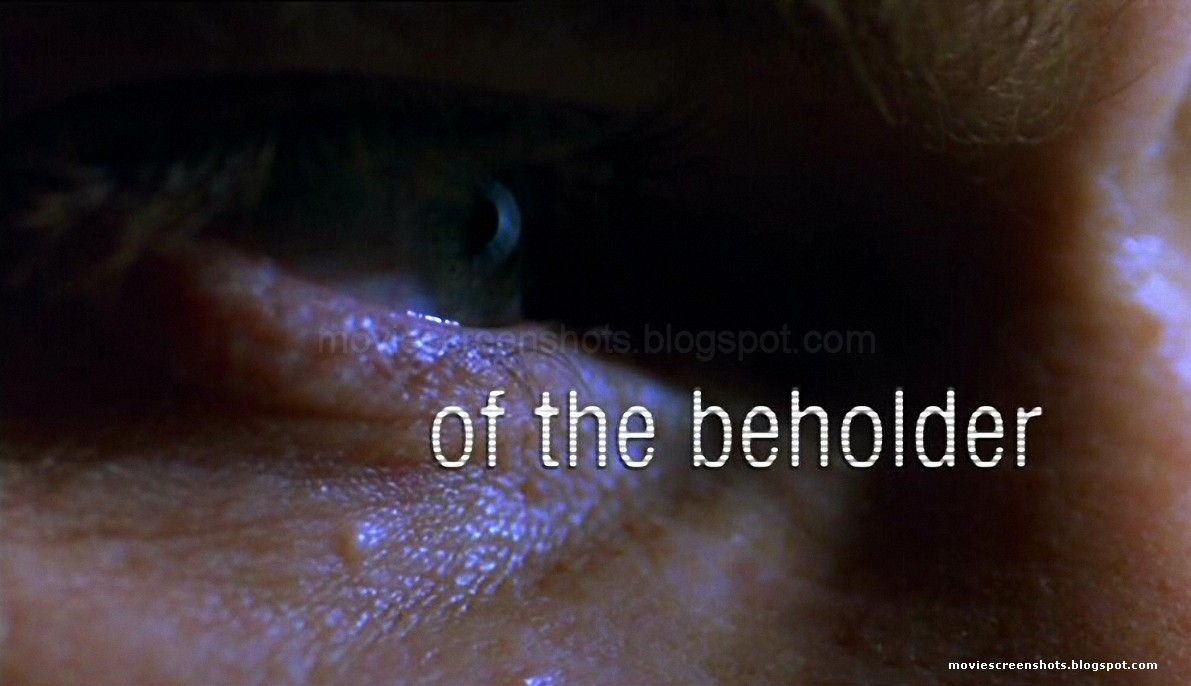 an analysis of the character of ewan mcgregor in the eye of the beholder Eye of the beholder ewan mcgregor plays the eye able to find layers in a woman who's more of a concept than a character.