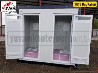Wc ve Duş Kabinleri