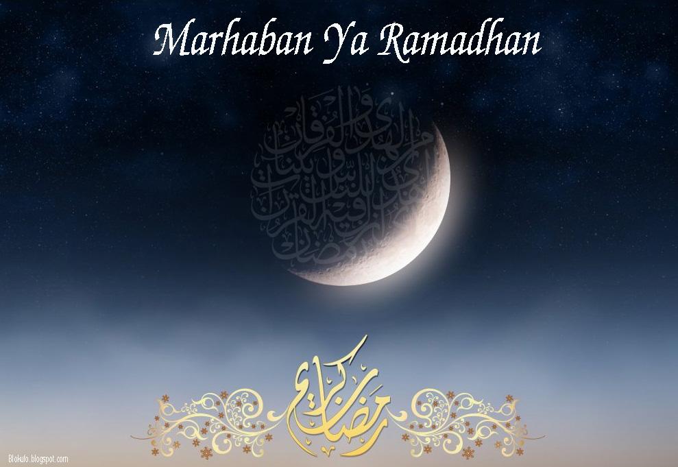 Wallpaper Ramadhan 2012  Marhaban Ya Ramadhan