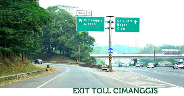 Exit Toll Cimanggis