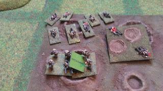 German casualties are heavy