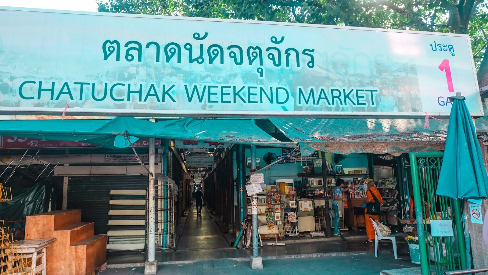 Bangkok Trip: Kalap Belanja di Chatuchak Weekend Market - The Happilionaire  Lifestyle Blogger