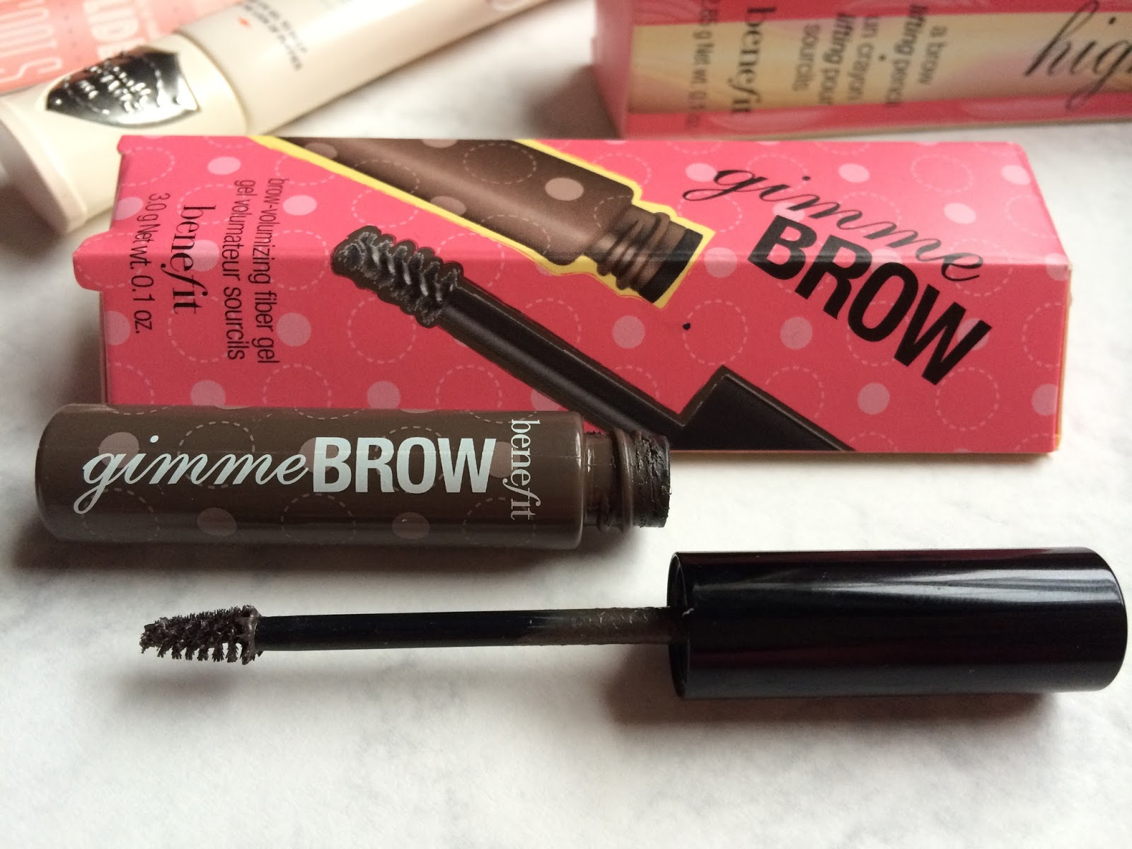 Benefit makeup cosmetics brows