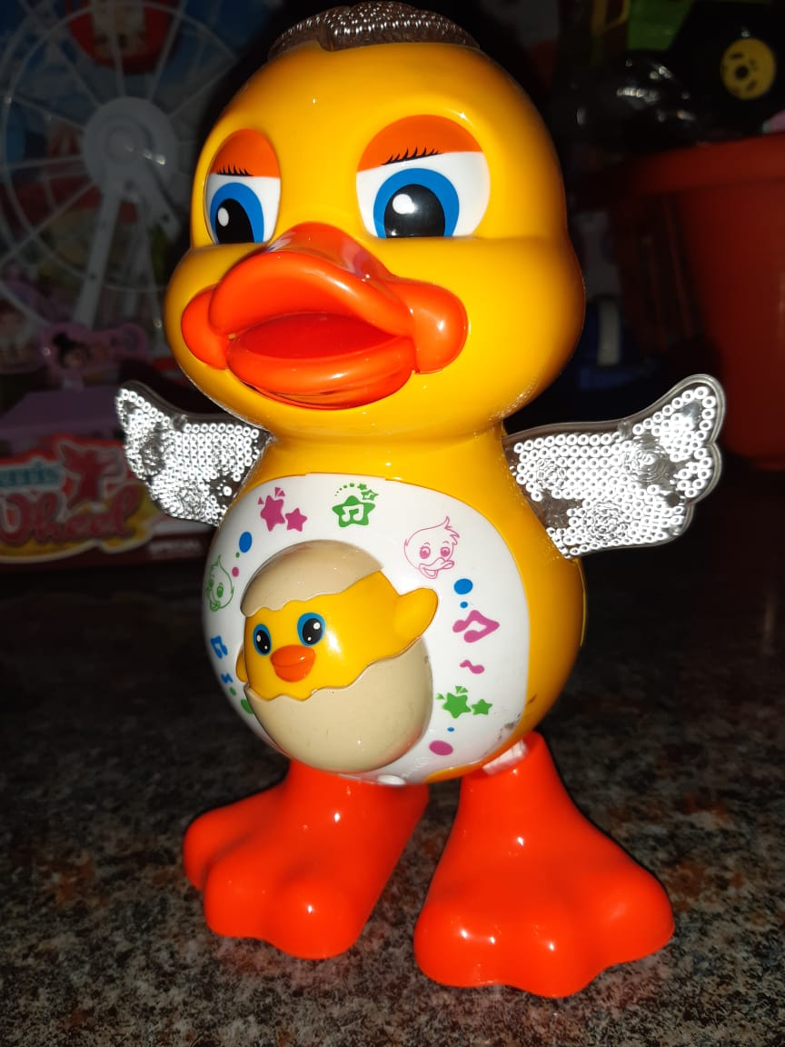 Mainan Duck Dance 80 ribu Gratis Baterai