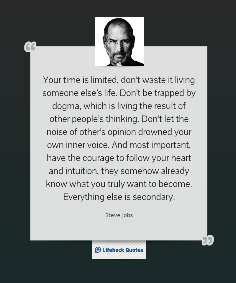 12 Inspiring Quotes From Steve Jobs That Enrich Your Day Change