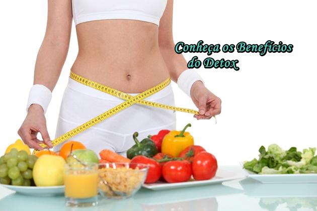 Conheça os Benefícios do Detox para o Corpo