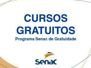 cursos-gratuitos-senac-se-sergipe
