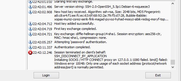 Masalah Koneksi SSH di Bitvise dan Cara Memperbaiki Kesalahan Login SSH