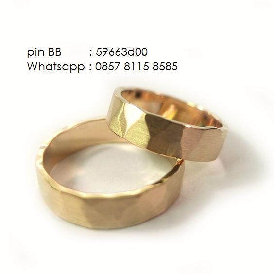 desain cincin nikah terbaru