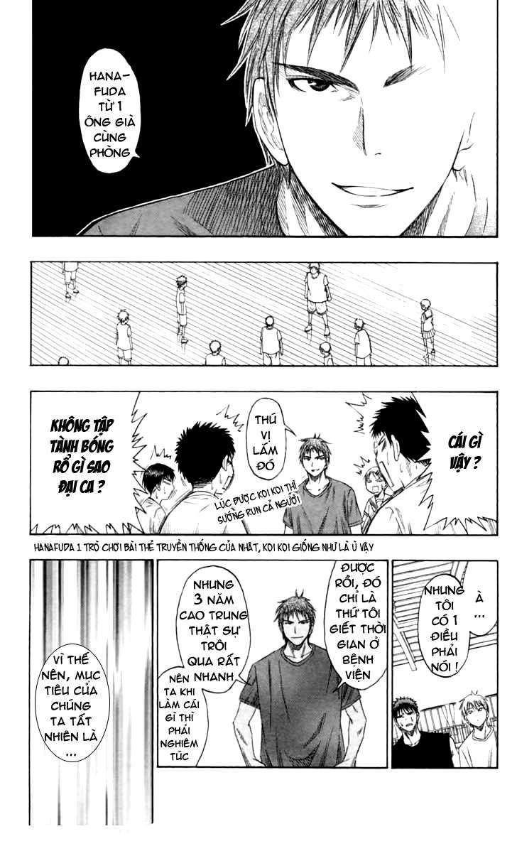 Kuroko No Basket chap 054 trang 15