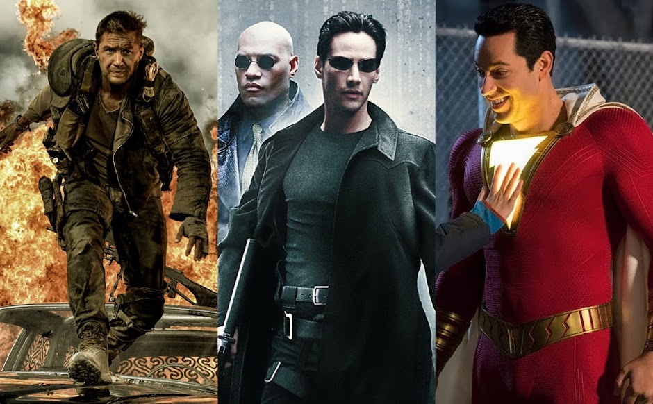 Chefe da Warner Bros. fala sobre o futuro do Universo DC, Matrix & Mad Max