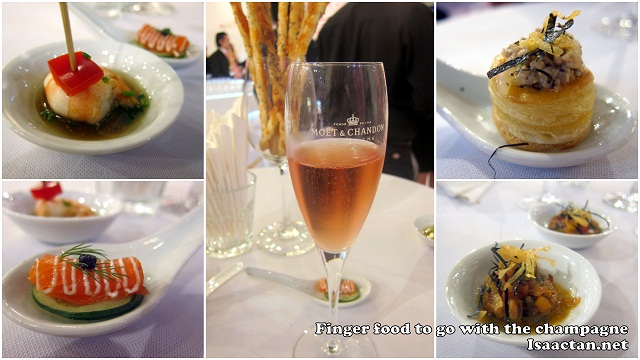 Finger Food at EVents