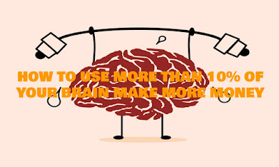 How To Use More Than 10% Of Your Brain Make More Money, Train Your Brain With A $4 Trillion Forex Market, Brain, Make, Money, Blog, Forex